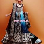 Erum Khan Lehanga Designs 2013 For Brides 004