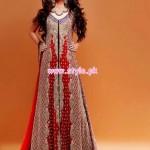 Erum Khan Lehanga Designs 2013 For Brides 005