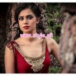 Erum Khan Lehanga Designs 2013 For Brides 006