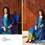 Feminine Lawn Collection 2013 by Shariq Textiles 003