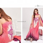Feminine Lawn Collection 2013 by Shariq Textiles 004