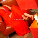 Ferozeh Red Dresses Collection 2013 for Valentine's Day 002