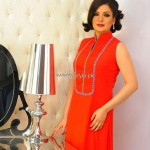 Ferozeh Red Dresses Collection 2013 for Valentine's Day 003