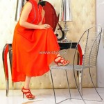 Ferozeh Red Dresses Collection 2013 for Valentine's Day 004