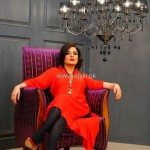 Ferozeh Red Dresses Collection 2013 for Valentine's Day 005