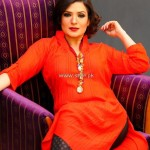 Ferozeh Red Dresses Collection 2013 for Valentine's Day 011