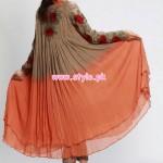 Gohar'z Aspiration Party Dresses 2013 For Women 002