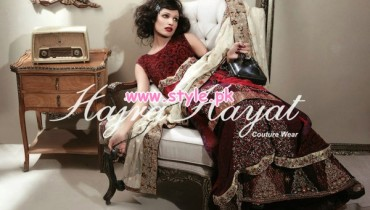 Hajra Hayat Wedding Dresses 2013 For Women 005