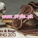 Ideas by Gul Ahmed Foot Wear & Bag Designs 2013 003