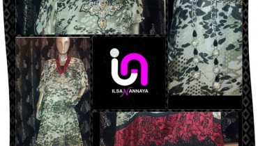 Ilsa N Annaya By Humaira Arif Formal Wear Collection 2013 For Women 001