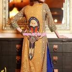 Jannat Nazir Art Wear Dresses 2013 For Summer 002