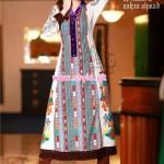 Jannat Nazir Art Wear Dresses 2013 For Summer 004