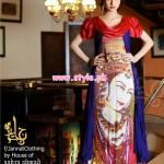 Jannat Nazir Latest Summer Art Wear Collection 2013 005