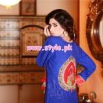 Jannat Nazir Latest Summer Art Wear Collection 2013 006
