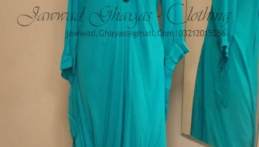 Jawwad Ghayas Casual Wear Collection 2013 For Women 0001