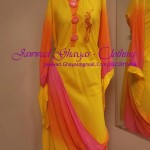 Jawwad Ghayas Casual Wear Collection 2013 For Women 007