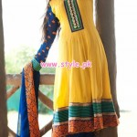 Kaneesha Latest Party Wear Collection For Summer 2013 005