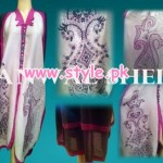 Kanwal Sheikh Party Wear Collection For Women 2013 001