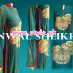 Kanwal Sheikh Party Wear Collection For Women 2013 005