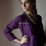 Kays Collection Casual Wear Dresses 2013 for Girls 002