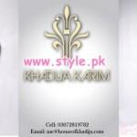 Khadija Karim Party Wear Collection 2013 For Women 006
