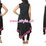 Kolaj Casual Dresses 2013 For Winter 001