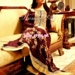 Komal Ali Party Wear Collection 2013 For Women 005
