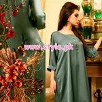 Komal Ali Party Wear Collection 2013 For Women 007
