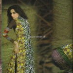 La Femme Lawn Collection 2013 by Lala 002
