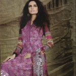 La Femme Lawn Collection 2013 by Lala 004