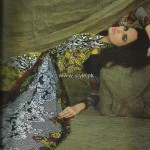 La Femme Lawn Collection 2013 by Lala 008
