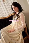 Minahil & Eleaza Latest Party Wear Clothes 2013 003