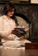 Minahil & Eleaza Latest Party Wear Clothes 2013 004