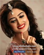 Model Sajal Ali Pictures and Biography (3)