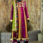 Mohsin Naveed Ranjha Spring Collection 2013 For Women 004