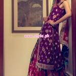 Nadda Salim Bridal Wear Dresses 2013 003
