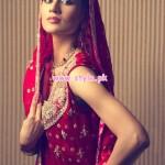Nadda Salim Bridal Wear Dresses 2013 004