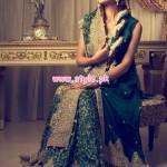 Nadda Salim Bridal Wear Dresses 2013 005