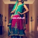 Nadda Salim Wedding Dresses 2013 For Women 008