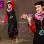 Nadia's Collection Casual Wear Dresses 2013 for Girls 002