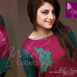 Nadia's Collection Casual Wear Dresses 2013 for Girls 005