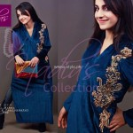 Nadia's Collection Casual Wear Dresses 2013 for Girls 008