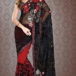 Nakshatra Designerwear Sarees Collection 2013 For Women  0011