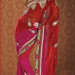 Nakshatra Designerwear Sarees Collection 2013 For Women  0016