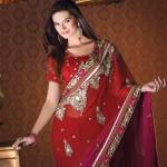 Nakshatra Designerwear Sarees Collection 2013 For Women  0017