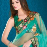 Nakshatra Designerwear Sarees Collection 2013 For Women  0019
