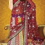 Nakshatra Designerwear Sarees Collection 2013 For Women  0020
