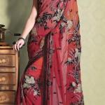 Nakshatra Designerwear Sarees Collection 2013 For Women 0021