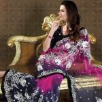 Nakshatra Designerwear Sarees Collection 2013 For Women  007