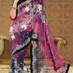 Nakshatra Designerwear Sarees Collection 2013 For Women  008